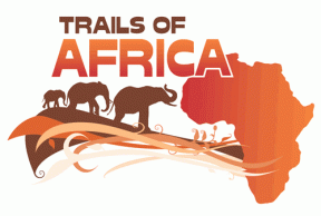 Trails of Africa Exhibit